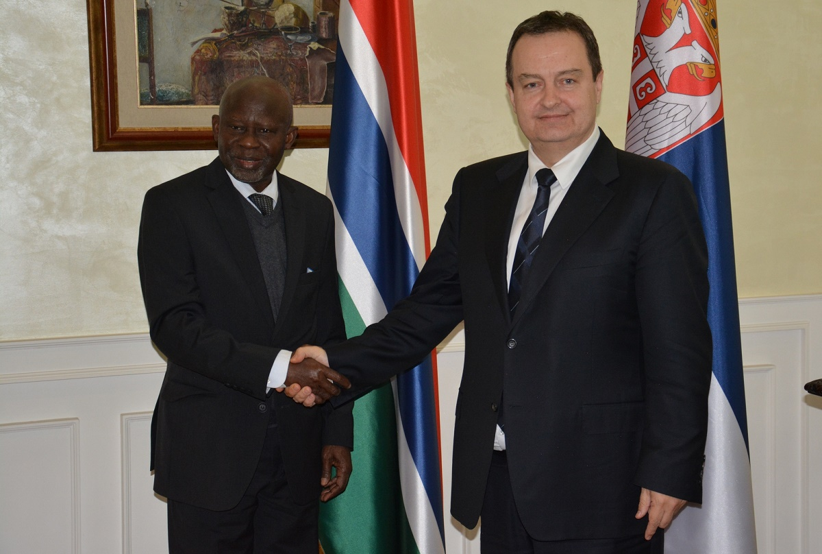 Dacic and Darboe