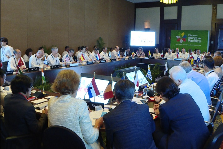 13th Pacific Alliance Summit in Puerto Vallarta