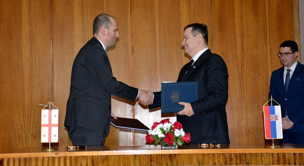 Dacic and Janelidze